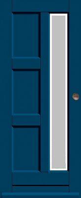 CanDo ML 618 Satijn Block buitendeur