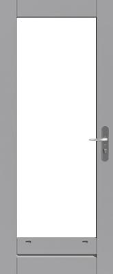 CanDo ML 627 zonder glas buitendeur