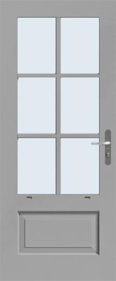 CanDo ML 629 6 ruits buitendeur