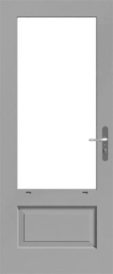 CanDo ML 629 zonder glas buitendeur