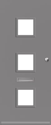 CanDo ML 885 zonder glas buitendeur