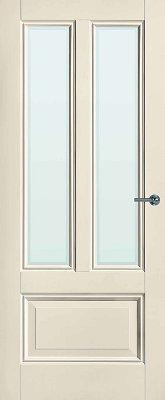 CanDo Muiden Blank Facetglas binnendeur