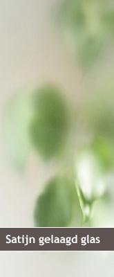 Weekamp WK6513 A1 Satijn gelaagd glas detail 3