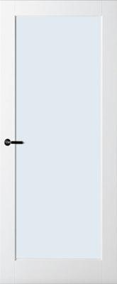 Skantrae SKS 1201 Blankglas binnendeur
