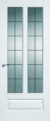 Skantrae SKS 1208 Glas in Lood 11 binnendeur