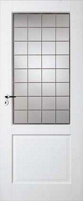 Skantrae SKS 1221 Glas in Lood 56 binnendeur