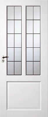 Skantrae SKS 1240 Glas in lood 11 binnendeur