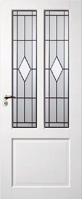 Skantrae SKS 1240 Glas in lood 12 binnendeur