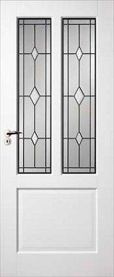 Skantrae SKS 1240 Glas in lood 15 binnendeur
