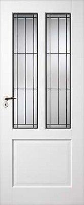 Skantrae SKS 1240 Glas in lood 18 binnendeur