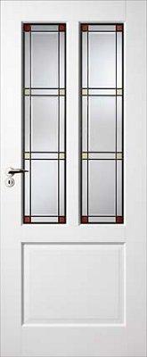 Skantrae SKS 1240 Glas in lood 20 binnendeur