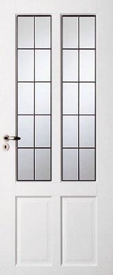 Skantrae SKS 1242 Glas in lood 11 binnendeur