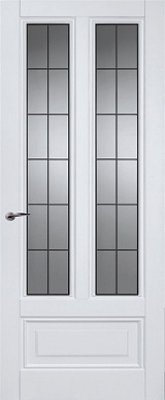 Skantrae SKS 2208 Glas in lood 11 binnendeur