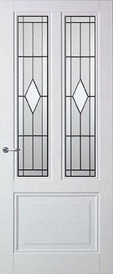 Skantrae SKS 2240 Glas in lood 12 binnendeur