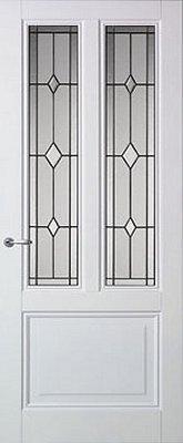 Skantrae SKS 2240 Glas in lood 15 binnendeur