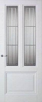 Skantrae SKS 2240 Glas in lood 18 binnendeur