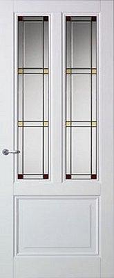Skantrae SKS 2240 Glas in lood 20 binnendeur