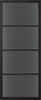 Skantrae SSL 4004 25 mm Roedes Rook glas binnendeur