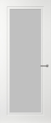 Svedex CE102 Satijn glas binnendeur