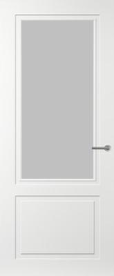 Svedex CE104 Satijn glas binnendeur
