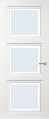 Svedex CE106 Blank facetglas binnendeur