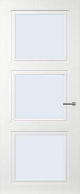 Svedex CE106 Blank glas binnendeur