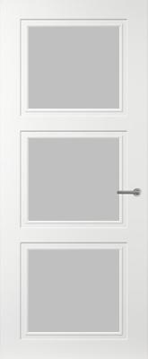 Svedex CE106 Satijn glas binnendeur