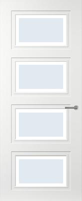 Svedex CE108 Blank facetglas binnendeur