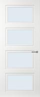 Svedex CE108 Blank glas binnendeur