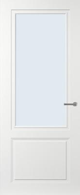 Svedex CE114 Blank glas binnendeur