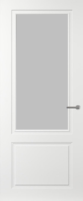 Svedex CE114 Satijn glas binnendeur