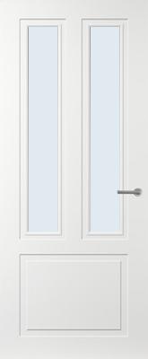 Svedex CE121 Blank glas binnendeur