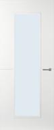Svedex Linea AL51 Blank glas binnendeur