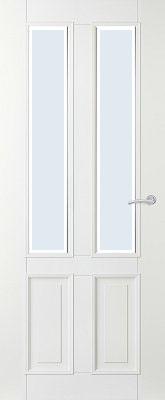 Svedex Character CA04 Blank Facetglas binnendeur