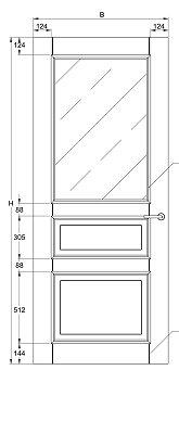 Svedex Character CA09 Satijnglas detail 3