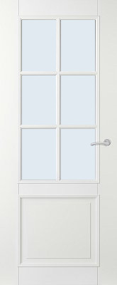 Svedex Character CA13 Blankglas binnendeur