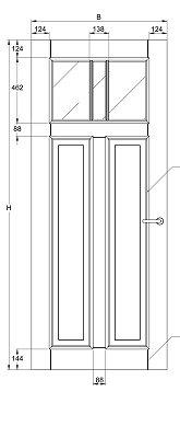 Svedex Character CA15 Blankglas detail 3