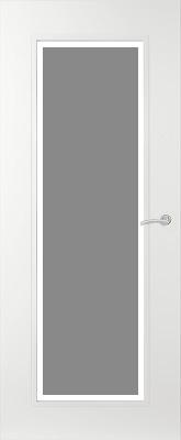 Svedex Elite AE10 Gezandstraald glas met blanke rand binnendeur