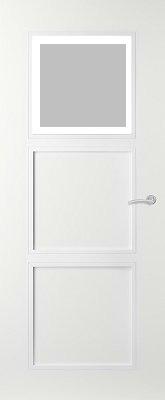 Svedex Elite AE47 Gezandstraald glas met blankglas rand binnendeur