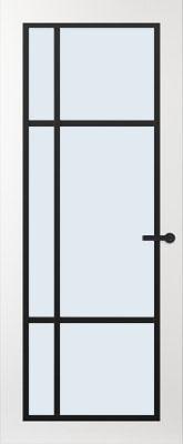 Svedex FR501Z Blank glas binnendeur