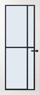 Svedex FR503Z Blank glas binnendeur
