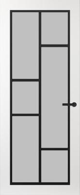 Svedex FR506Z Satijn glas binnendeur