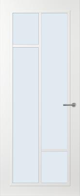 Svedex FR508W Blank glas binnendeur