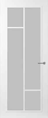 Svedex FR508W Satijn glas binnendeur