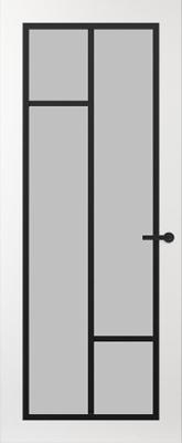 Svedex FR508Z Satijn glas binnendeur
