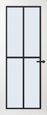 Svedex FR510Z Blank glas binnendeur