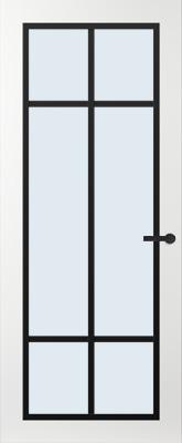 Svedex FR513Z Blank glas binnendeur