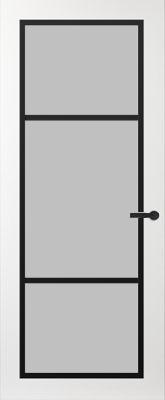 Svedex FR515Z Satijn glas binnendeur