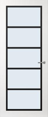 Svedex FR516Z Blank glas binnendeur