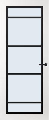 Svedex FR517Z Blank glas binnendeur